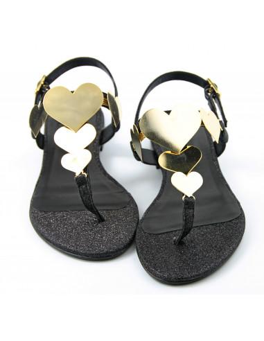 Sandali artigianali gioiello Lisa
