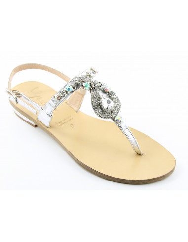 Sandali artigianali gioiello Anto