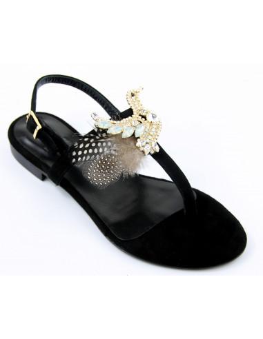 Sandali artigianali gioiello Anna