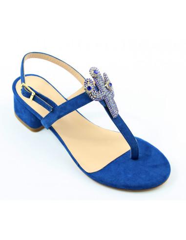 Sandali artigianali gioiello Lia