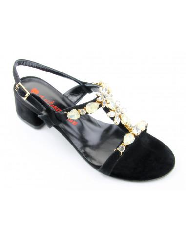 Sandali artigianali gioiello Mya